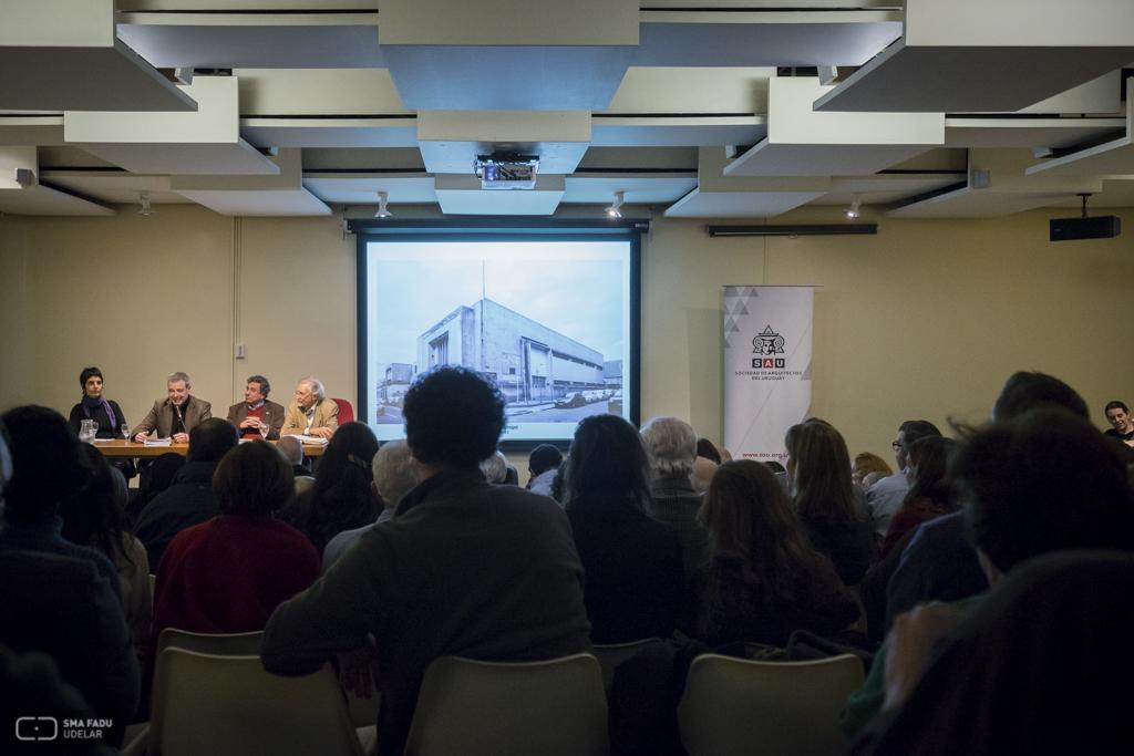 Presentación del Libro Entrevistas, 23 de junio 2016, MNAV. Foto Nacho Correa